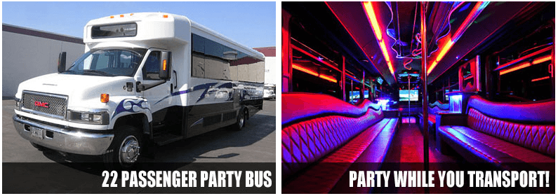 Party Bus Rentals Lafayette